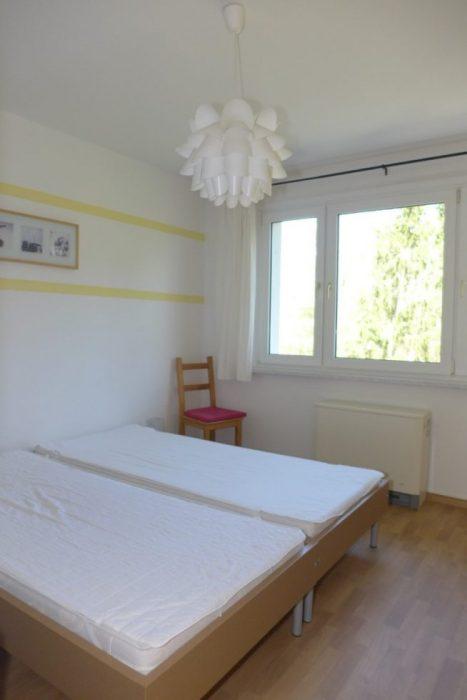 Schlafzimmer - Gästewohnung am Hohen Hain