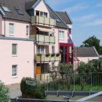 TG- Einfahrt im Wohngebiet Kiez Limbach-Oberfrohna