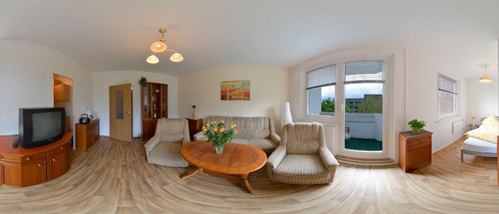 360 Grad Rungang Gästewohnung Limbach-Oberfrohna